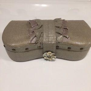Pottery barn sparkle studded accessory holder